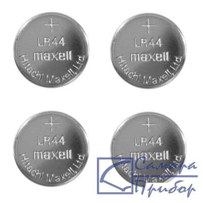 батарейка таблетка , тип LR 44, 1.5 В (4 шт.) 0515 0032