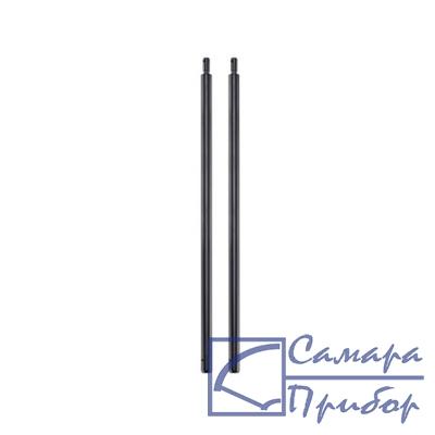 телескопический удлинитель (0,9 м) для зондов скорости воздуха testo 440 0554 0990