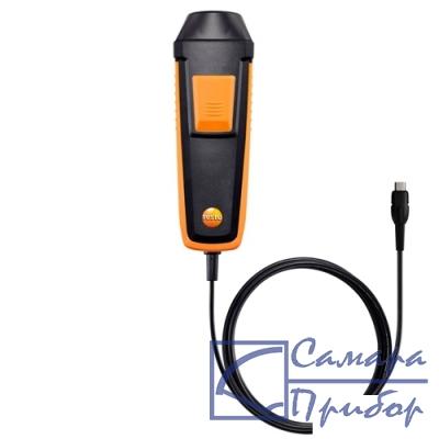 рукоятка с кабелем для зондов-наконечников testo 440 0554 2222