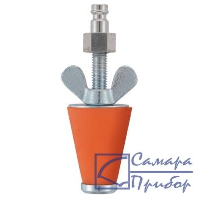 комплект конических тестовых фитингов 1/2 для подключения к измерительной системе газопровода 0554 3151