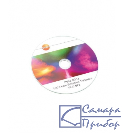 программное обеспечение EasyEmission 0554 3334