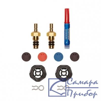 ремкомплект клапанов для манометрических коллекторов 0554 5570