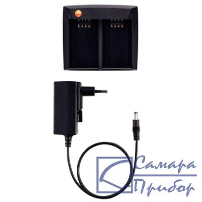 быстродействующее зарядное устройство для testo 876, testo 885 и testo 890 0554 8851