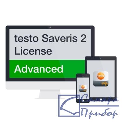 расширенная лицензия Saveris 2, период 1 год (без продления) 0572 0740