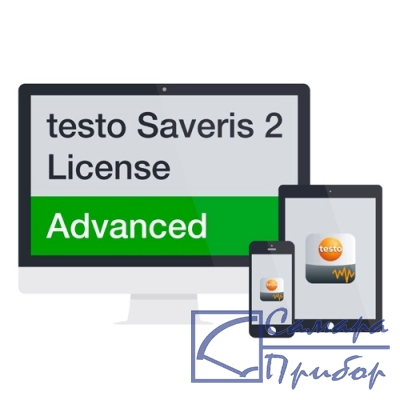 расширенная лицензия Saveris 2, период 3 года (без продления) 0572 0742