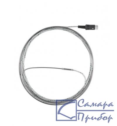 термопара, NiCr-Ni, -200 до +1200 °C, инконель 625, D 2,2 мм, длина 2.2 м 0600 7615