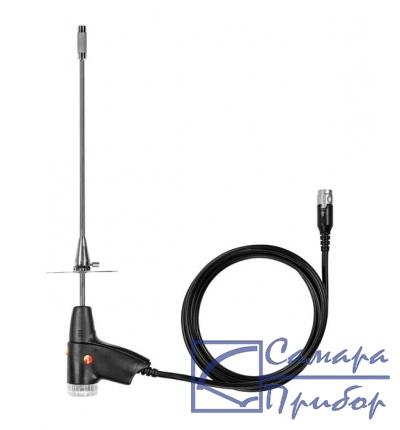 модульный зонд отбора пробы, с предварительным фильтром, длина 335 мм, фиксирующим конусом, термопарой NiCr-Ni (TI) Tмакс 1000°C и шлангом 2.2 м 0600 8766