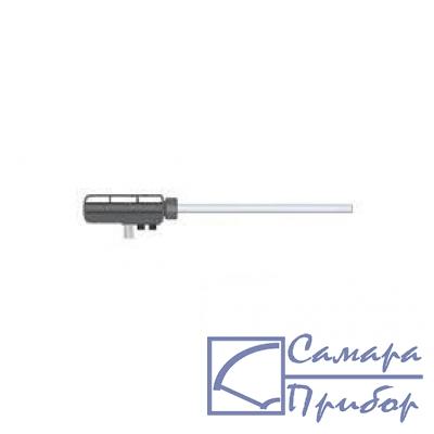 трубка Пито, длина 360 мм, диаметр 8 мм, нерж. сталь, для измерения скорости потока и температуры 0635 2040