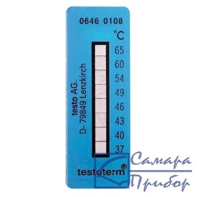 самоклеющиеся термоиндикаторы 37-65°C 0646 0108
