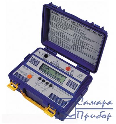 цифровой измеритель сопротивления изоляции 4102 MF