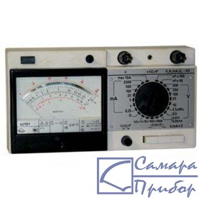 инструкция по эксплуатации мультиметр 43101