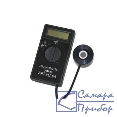 Отраслевое оборудование. фото 1 : Радиометр УФ-излучения АРГУС-04 от официального представителя