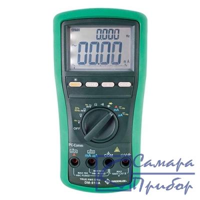 профессиональный цифровой мультиметр DM-810A