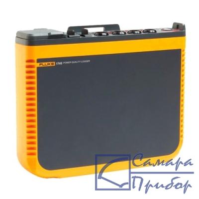 регистратор качества электроэнергии для трехфазной сети без токоизмерительных датчиков iFlex (европейская сертификация) Fluke 1742/B/EUS