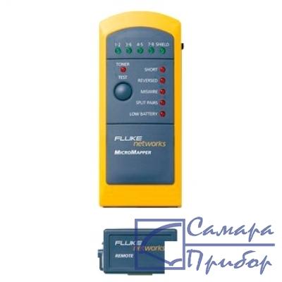 тестер схемы разводки кабелей Fluke MT-8200-49A