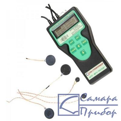 измеритель плотности тепловых потоков трехканальный ИТП-МГ4.03/3(III) ПОТОК