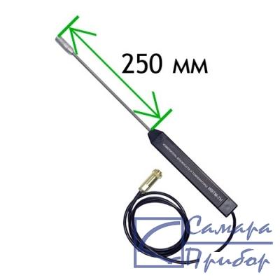 портативный измеритель относительной влажности и температуры, 250 мм ИВТМ-7 Н-02-3В-250
