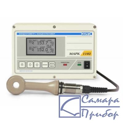 кондуктометр-концентратомер (настенное исполнениe) МАРК-1102/1