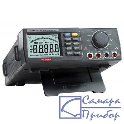 мультиметр цифровой настольный MS8040