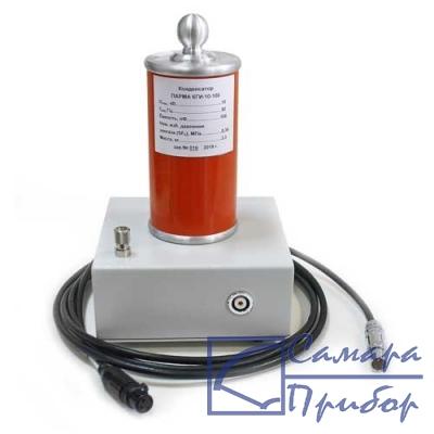 конденсатор ПАРМА КГИ-10-100
