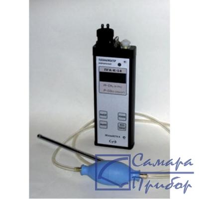Портативные оптические абсорбционные газоанализаторы ПГА