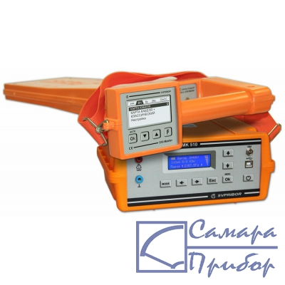 комплект трассо-дефектоискателя (с генератором МК-510) Поиск-510 Мастер