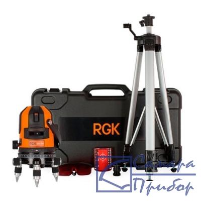 лазерный нивелир RGK UL-41 MAX