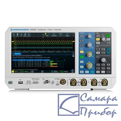 осциллограф двухканальный c расширенной полосой пропускания 350 МГц RTM3002+B223