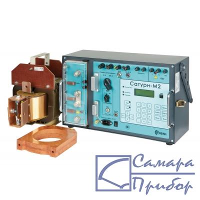 устройство для проверки выключателей с номинальным током до 800 А САТУРН-М3