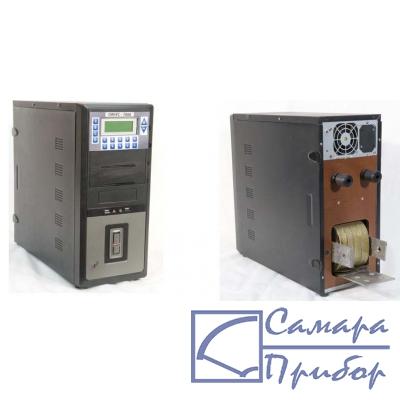 комплект для испытания автоматических выключателей переменного тока СИНУС-Т 7000А