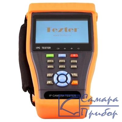универсальный монитор-тестер TIP-4,3(ver.2)