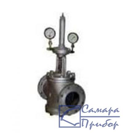 Регулятор давления и расхода универсальный, с МИМ, Кv=9м/ч