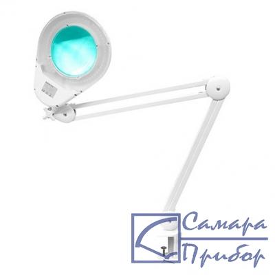 бестеневая лампа с увеличительной линзой VKG L-53 LED