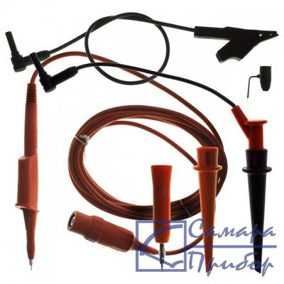 10:1 пробник напряжения, красный, 200 МГц, 2.5 м, для приборов серии 190 Fluke VPS212-R
