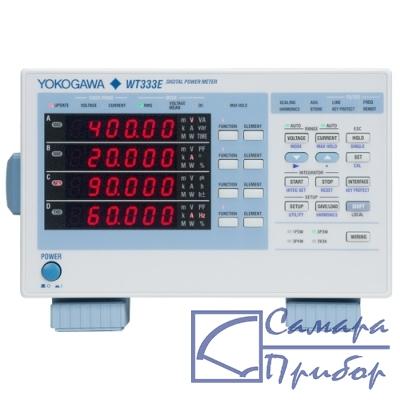 цифровой измеритель мощности WT332E